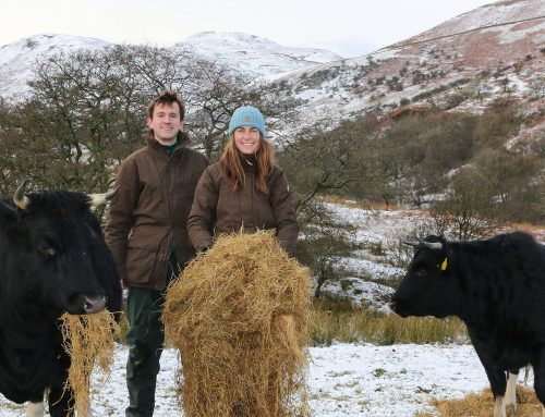 December 2017 Press Release – New Sales Strategy for Farmers after Countryfile Appearance